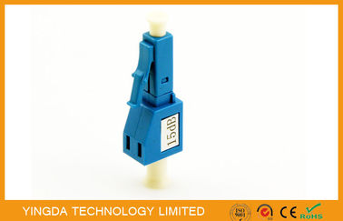 ประเทศจีน Plastic Single - Mode Fiber Optic Attenuator For LAN & WAN / FTTP Network โรงงาน
