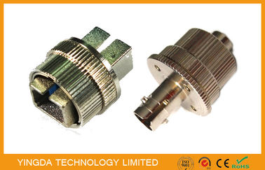 ประเทศจีน Variable Fiber Optic Attenuator VOA SC ST Connector SM UPC APC PC 850nm โรงงาน